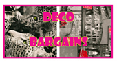Deco bargains